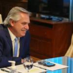 Alberto Fernández expone este jueves en el Foro Económico Mundial de Davos