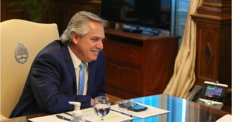Alberto Fernández expone este jueves en el Foro Económico Mundial de Davos 0