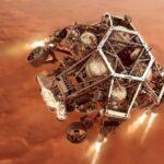El rover Perseverance de la NASA aterrizará en Marte este jueves
