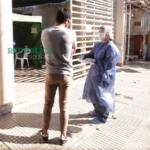 Hasta 10 personas por día se hacen el test de anticuerpos en el Banco de Sangre