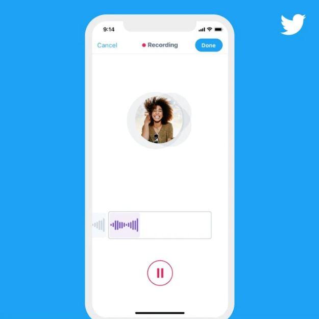 Los mensajes directos de voz llegaron a Twitter 1